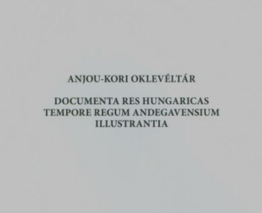 az-anjou-kori-okleveltar-forraskiadvany-sorozat